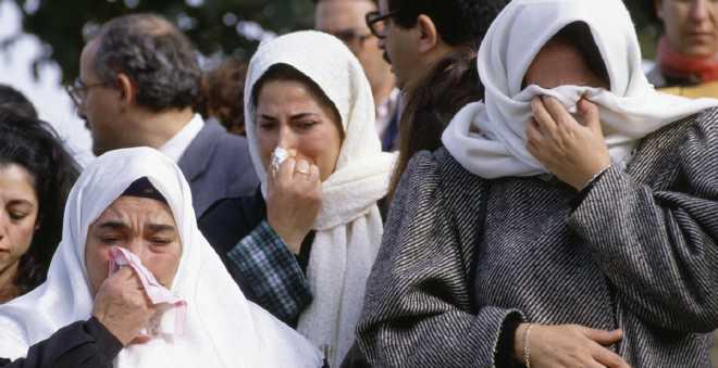 بالصور..ذكرى أكتوبر 1988 الأليمة بالجزائر
