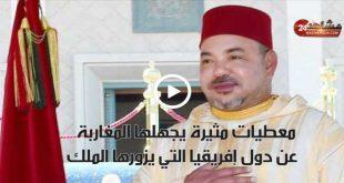ما لا يعرفه المغاربة عن دول إفريقيا التي يزورها الملك