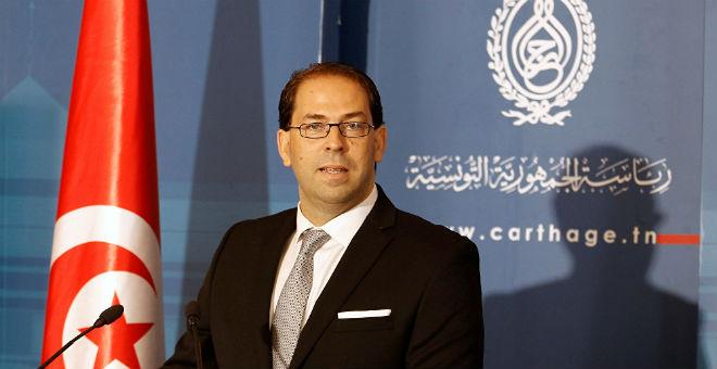 رئيس الحكومة التونسية بالجزائر في زيارة برهانات أمنية واقتصادية