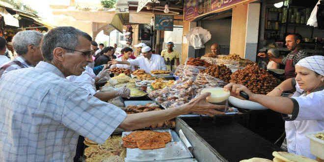 استهلاك الأسر المغربية