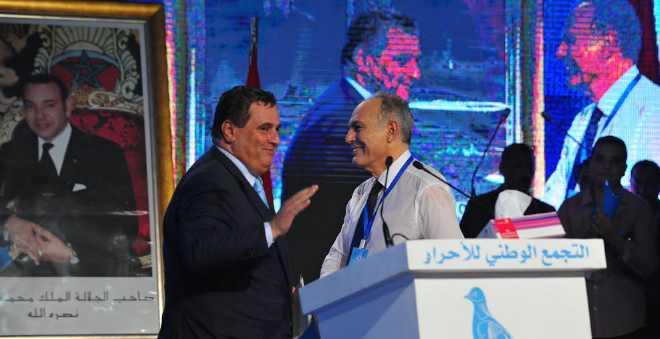 بعد انتخابه رئيسا للتجمع الوطني للأحرار.. أخنوش: شعاري هو