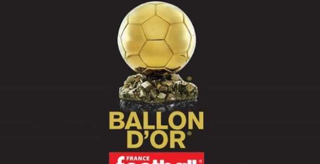 الإعلان عن قائمة المرشحين لجائزة الكرة الذهبية