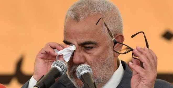 بكاء بنكيران في الحملة الانتخابية.. نفاق أم تأثر؟