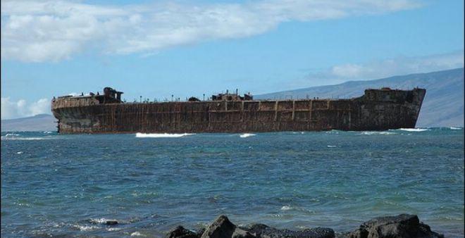 مثلث برمودا.. ظهور سفينة اختفت قبل 90 عاماً وهذا ما وجدوا بداخلها!!