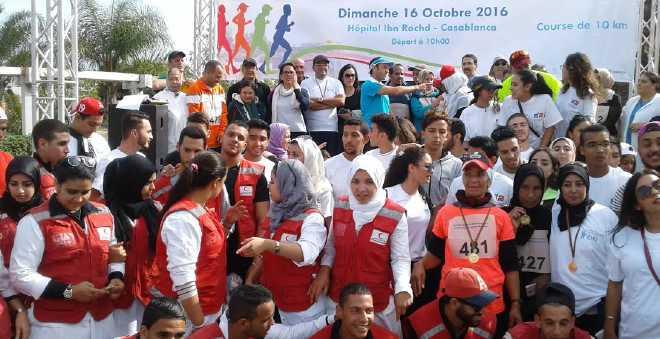 التبرع بالأعضاء.. الدار البيضاء تشجع على هذه المبادرة عبر سباق تحسيسي