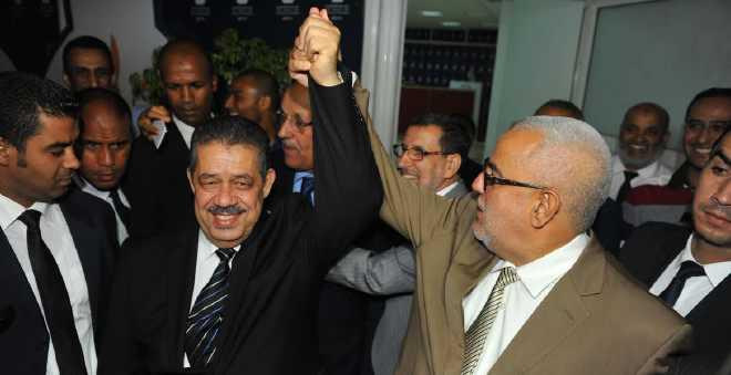 شباط يضع رجله في حكومة بن كيران ويدعو لتحالف الأحزاب الوطنية