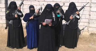 ''قاصرات داعش''