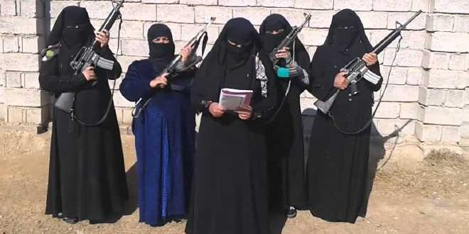 خطير.. خلية ''قاصرات داعش'' مازال لها أفراد ينشطون جنوب المملكة