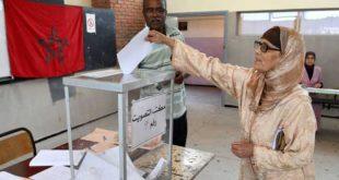 مكاتب التصويت