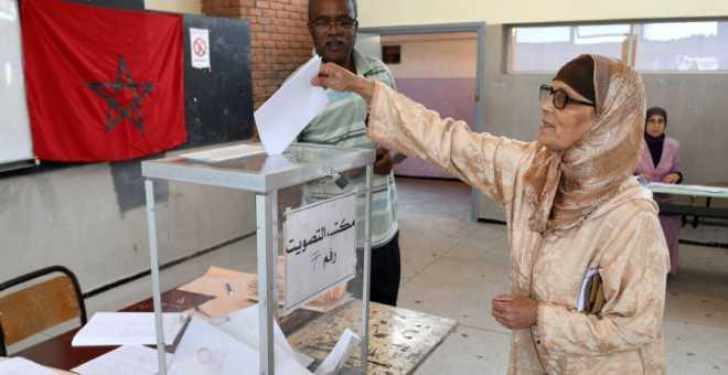 الداخلية: عملية افتتاح مكاتب التصويت تمت في ظروف عادية