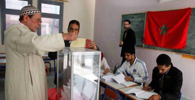 الداخلية: نسبة المشاركة في الانتخابات بلغت 10% إلى غاية منتصف النهار