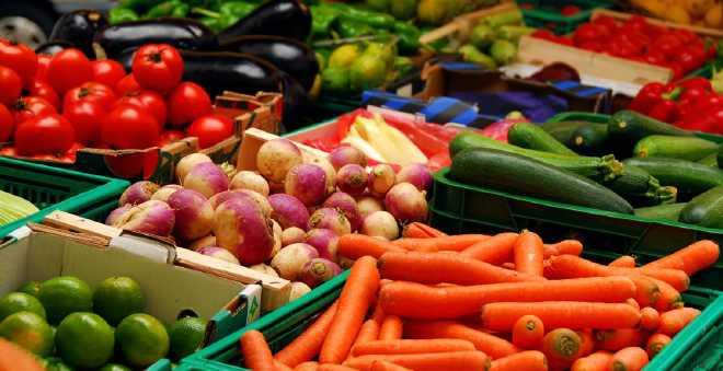 مندوبية الحليمي تسجل ارتفاعا في أسعار الفواكه والخضر