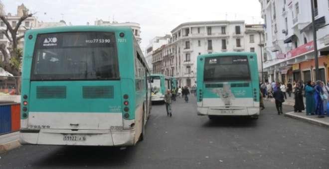 أخيرا.. شوارع البيضاء ستشهد ممرات خاصة بالحافلات