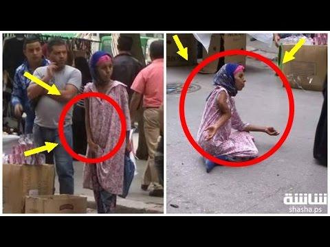لاحظوا كيف تخدع هده المٍراة كل المواطنين يوميا بطريقة خرافية !!!!!!