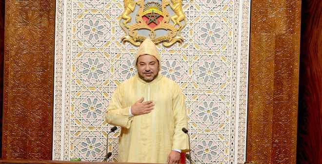 الملك محمد السادس: التقدم الذي يعرفه المغرب لا يشمل الشباب