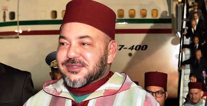 الملك محمد السادس يجري مباحثات على انفراد مع الوزير الأول الإثيوبي