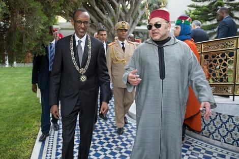 في أول زيارة لها.. رواندا تخصص استقبالا مميزا للملك محمد السادس