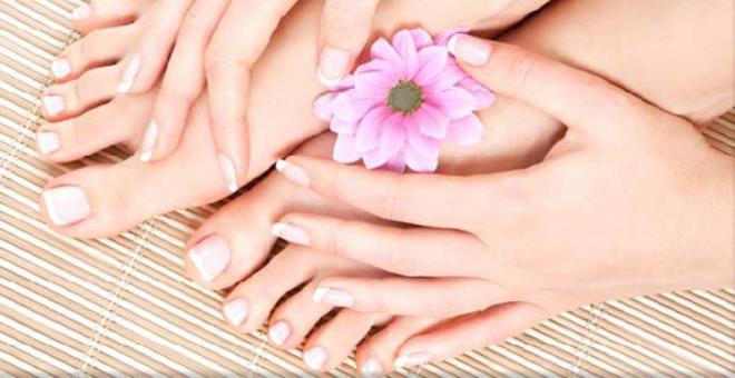 وصفة رهيبة لتبييض اليدين و الرجلين وتنعيمهما من أول 15 دقيقة
