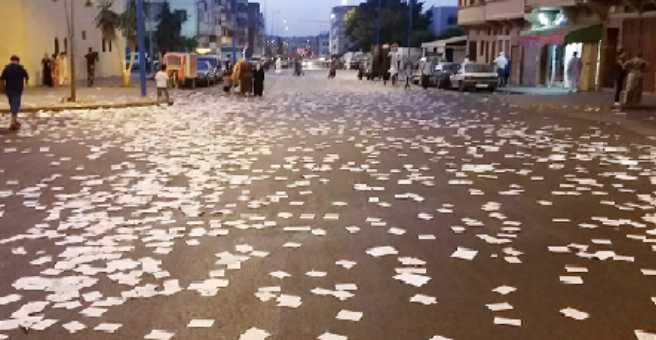 منشورات الانتخابات توقع عامل النظافة ضحية خلال الحملة