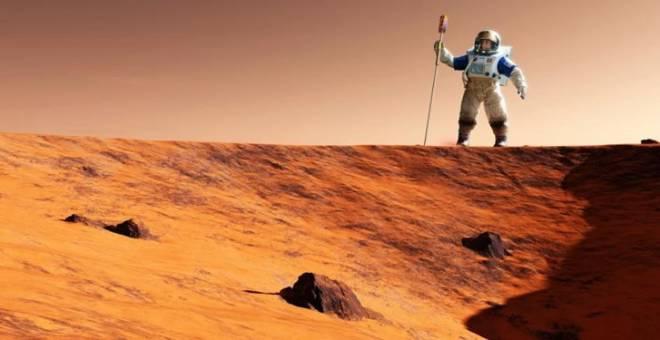 لا يصدق.. هذه الدولة عينت أول سفيرا لها بكوكب المريخ !!