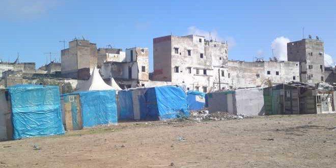 سكان الخيم