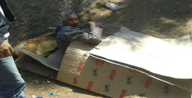 بالصور.. متشردو البيضاء يفاجأون بحملة تمشيطية ومواطنون يعتبرونها إجراء غير كافي