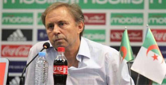 إقالة رايفاتش من تدريب المنتخب الجزائري