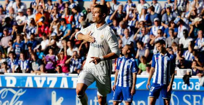 بالفيديو. رونالدو يقود ريال مدريد لاكتساح قاهر برشلونة برباعية