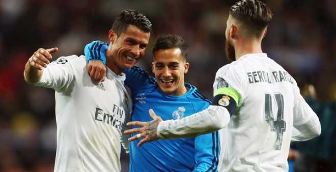 فاسكيز : أسعى لمنافسة نجوم ريال مدريد