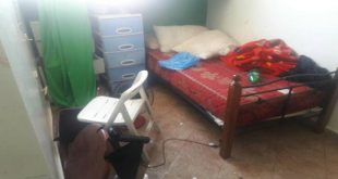 هذا هو المنزل الذي شهد جريمة قتل امرأة بعين السبع بالدار البيضاء