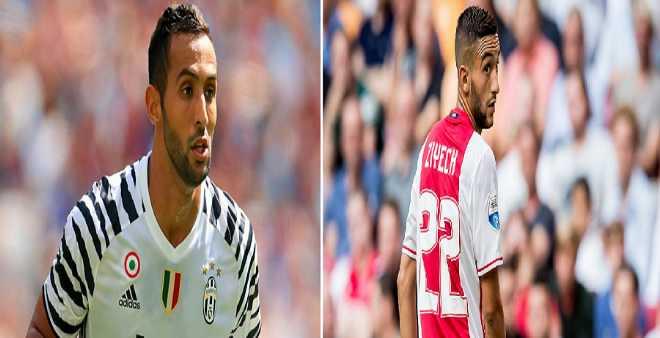 بنعطية وزياش مرشحان لجائزة أفضل لاعب افريقي
