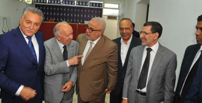رفاق نبيل بنعبد الله يستعجلون تشكيل الحكومة الجديدة