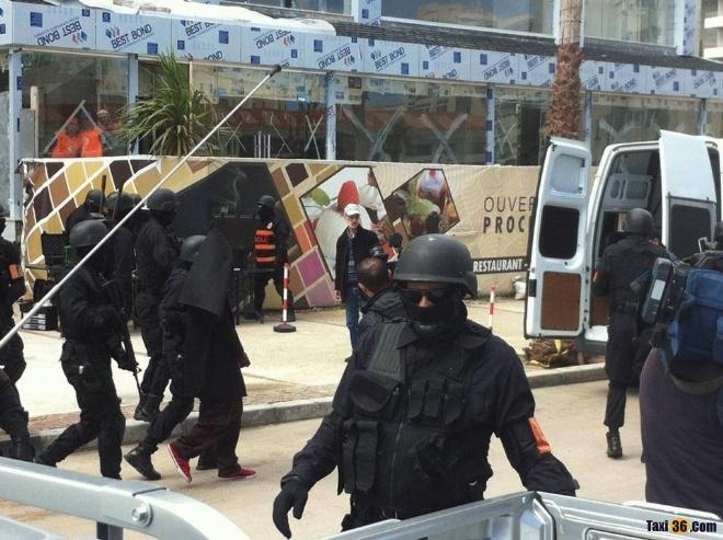 جنايات سلا تقضي بسجن التشادي المتورط في أفعال إرهابية 20 عاما