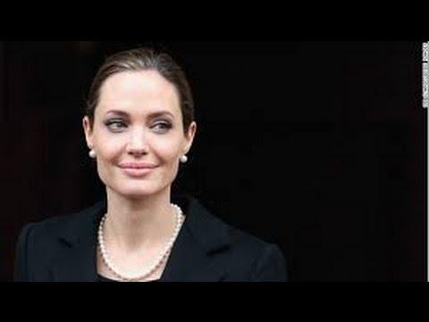بالفيديو..أنجلينا جولي تعود إلى الأضواء وتدافع عن الأطفال