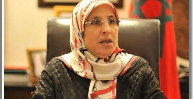 بسيمة الحقاوي تطلق الحملة التحسيسية لوقف العنف ضد النساء