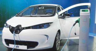 زمن السيارات الكهربائية