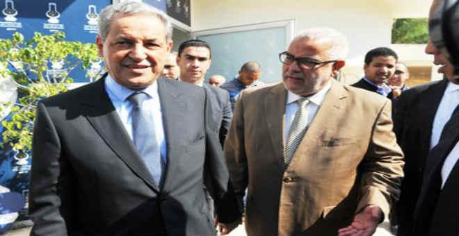 العنصر يجمع مكتبه السياسي اليوم ويمعن في الابتعاد عن بنكيران