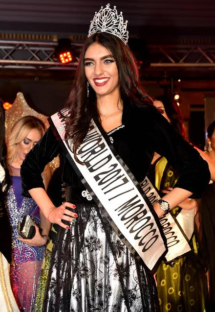 ملكة جمال العرب