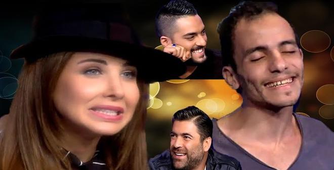بالفيديو: مصري يقلد صوت نانسي عجرم ويثير استغراب لجنة الحكام !
