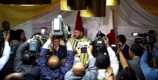الملك محمد السادس في أول حوار صحفي له منذ 13 سنة