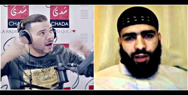 بالفيديو.. عادل الميلودي يهاجم الشاب رزقي وجواد السايح..