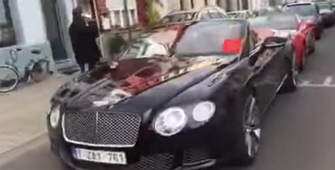 فيديو.. عرس مغربي في هولندا بافخر سيارات العالم !