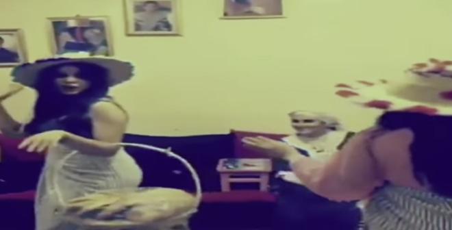 وضع كاميرات مراقبة لوالدته فى دار المسنين