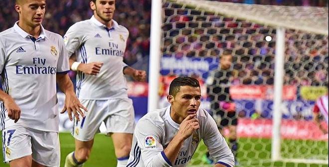 أهداف مباراة ريال مدريد واتلتيكو مدريد (3-0) تعليق عصام الشوالي