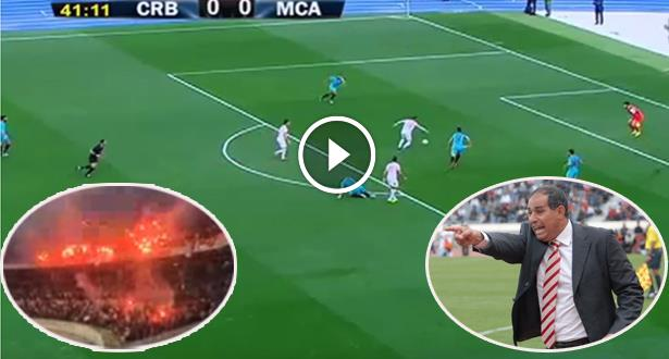 فيديو .. في أول اختبار .. الزاكي يلحق الهزيمة بمتصدر الدوري الجزائري