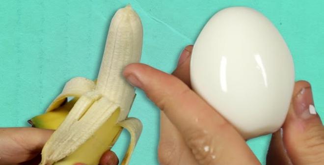 فيديو.. 4 أطعمة نقشرها بطريقة خاطئة لن تصدق كيف يتم تقشيرها