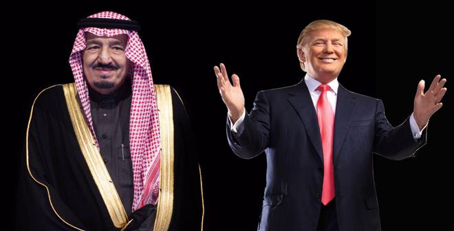 بالفيديو : السعودية ترد على إهانة دونالد ترامب برد مزلزل و قوي