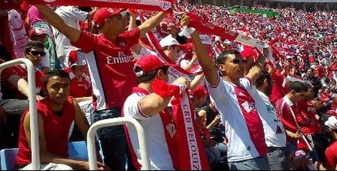 المغربي بادو الزاكي يتفاجئ من جمهور شباب بلوزداد في الملعب