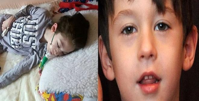 طفل عمره 7 سنوات يترك رسالة مؤثرة جداً بعد وفاته صدمت الجميع