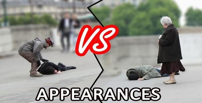 تجربة صادمة حول تأثير المظاهر على سلوك الناس